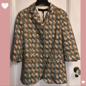 Ter Et Bantine Jacket, Size 40 (IT)